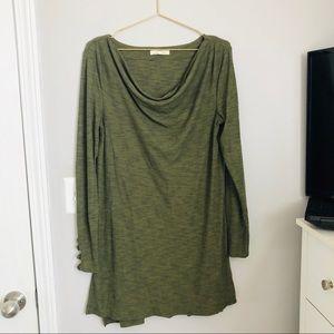 Anthropologie Sweater Tunic